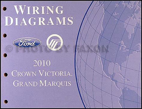 Crown Victoria Grand Marquis Wiring Diagram Manual