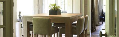 table haute cuisine bois table haute de bar pour la cuisine photo 11 15 en bois