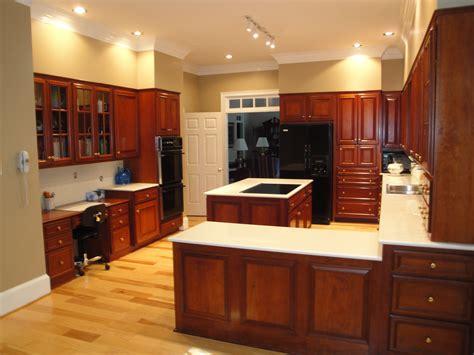 cabinet color and granite attractive home design