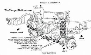 2008 Ford F350 4 U00d74 Front Suspension Diagram End Parts
