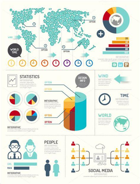 great examples  infographic design  premium