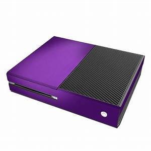 Microsoft Xbox One Skin Purple Burst DecalGirl