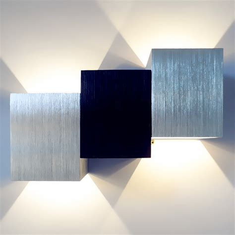 white bedside wall light aluminum 6w led wall lights white warm white bedside wall l for bedroom living room up down
