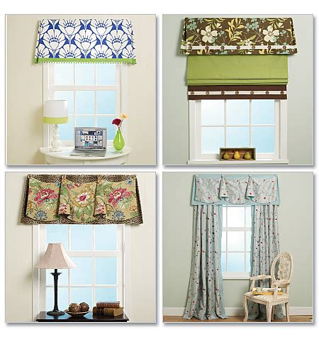 patterns for valances free window treatment sewing patterns lena patterns