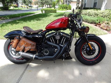 Harley Davidson Forty Eight Modification by My Mods Thread 2013 Forty Eight Harley Davidson Forums
