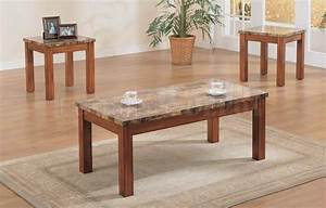 coffee table solid marble top coffee table sets living With real marble coffee table set