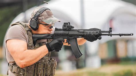 Tomorrow's AK: Kalashnikov Concern's AK-12 Rifle