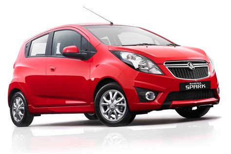 holden barina spark review  caradvice