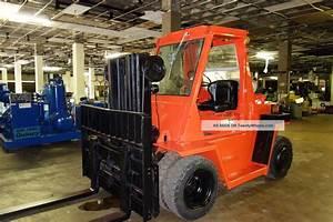 Caterpillar V110 15000 Lb Forklift