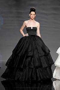 elegant collections of vera wang black wedding dresses With vera wang black wedding dress