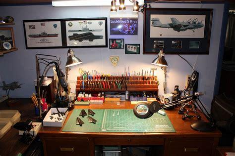 model work bench diy garage storage hobby room workbench