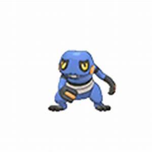 Croagunk Evolution Chart Croagunk Flavor Pokémon 453 Veekun