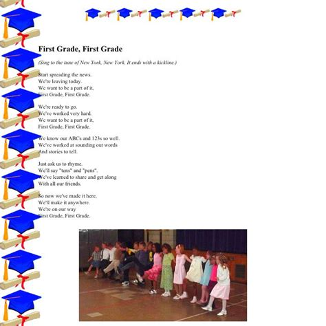 61 best prek graduation images on graduation 119 | bfbe55e66e608ac15169336bd8090af5 kindergarten graduation songs th grade graduation