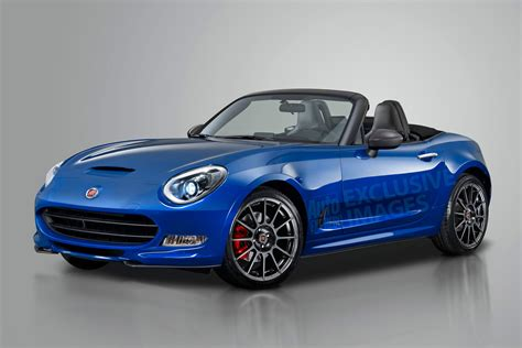 Fiat 124 Spider by New Fiat 124 Spider Auto Express