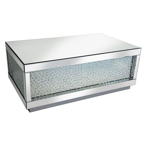mirrored coffee table rhombus crystal mirrored coffee table pha rhombus mfr5116 163 720 00 f d brands