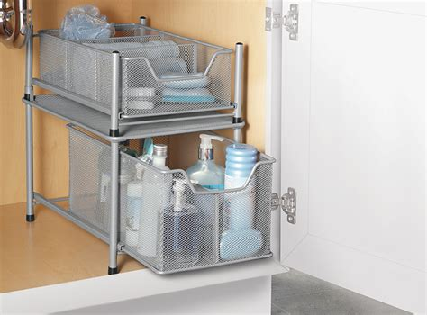 tips  maximizing   sink space