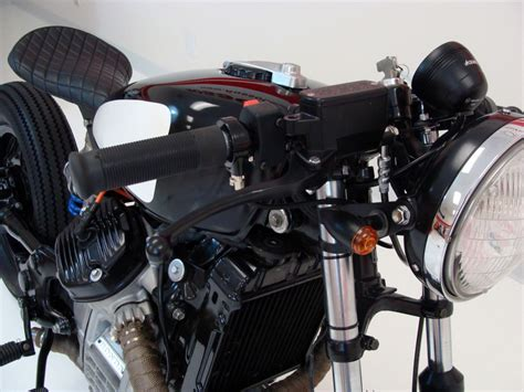 1980 custom build honda cx500 cx 500 cafe racer double espresso for sale