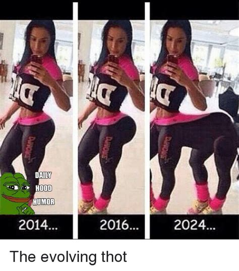 Daily Hood Humor 2014 2016 2024 The Evolving Thot Thot