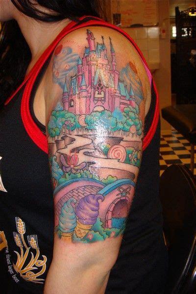 disney tattoo sleeve designs ideas  meaning tattoos
