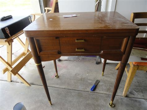 Rustic Entryway Table With Drawers
