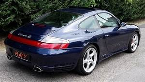Specialiste Porsche Occasion : occasion porsche 911 carrera 4s type 996 bleu lapis chez flat 69 lyon r gion rh ne alpes ~ Medecine-chirurgie-esthetiques.com Avis de Voitures