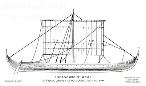 Viking Longboat Description by Viking Longship Design Search Viking Ships