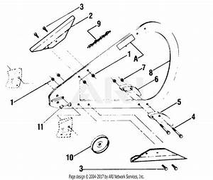 Poulan 8500 Gas Saw Parts Diagram For Bowguide Assembly