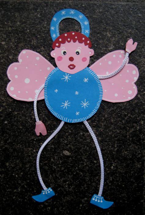 Ange De Noel à Fabriquer Ange P 232 Re No 235 L Et Lutin Pour D 233 Corer Le Sapin Anniversaire Enfant