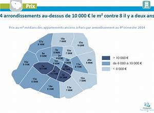 marche immobilier a paris en 2014 les 10 points a With prix immobilier chambre des notaires