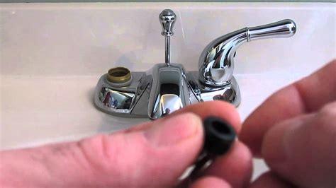how to repair sink faucet how to repair a washerless faucet plumbing tips