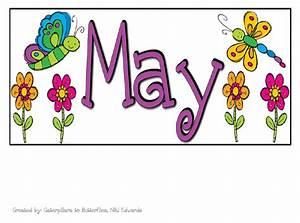 May Calendar Clipart | Calendar Template 2016
