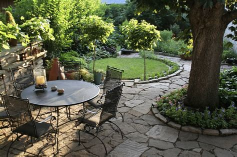 outdoor gardening greenery backyard landscape ideas for