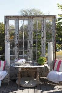Salvaged French Doors