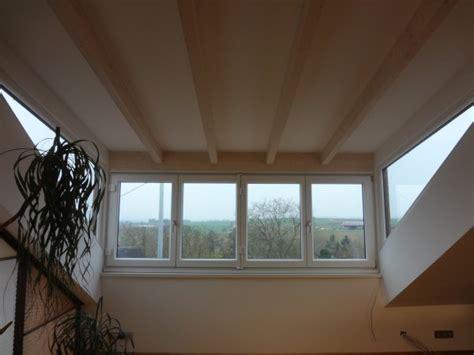 gaube innen dachgauben dachfenster zimmerei thiele