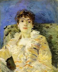 Berthe Morisot | Les grandes dames de l'Impressionnisme ...