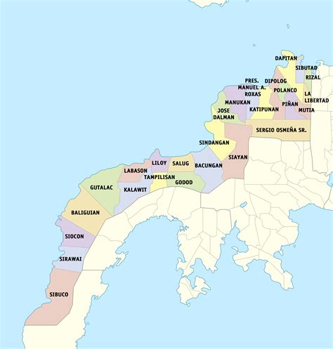 philippines map zamboanga world map weltkarte peta