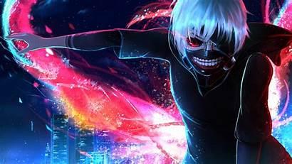 Ghoul Tokyo Anime Desktop Wallpapers Backgrounds Mobile