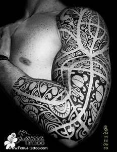 Tatouage Bras Complet Homme : tatoo polynesien tattoo boutique ~ Dallasstarsshop.com Idées de Décoration