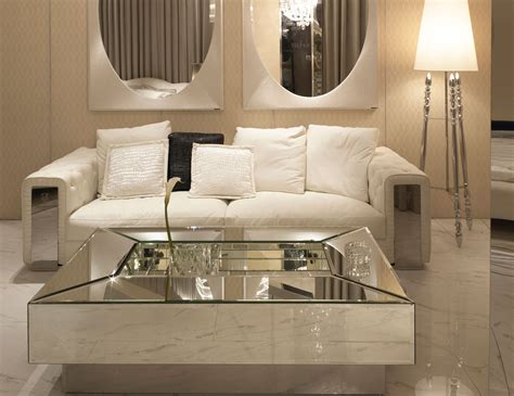 crystal table ls for living room mesmerizing mirrored coffee table with glass and wood