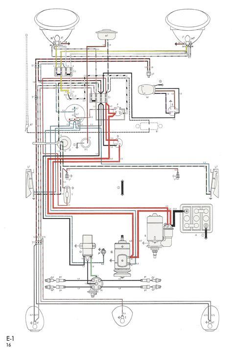 wrg 4500 fuse diagram for 1973 vw super beetle