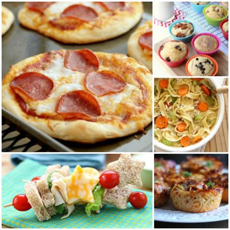 lunches for 100 school lunches ideas the kids will actually eat