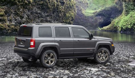 Jeep Patriot 2017 Review by 2017 Jeep Patriot Review Ratings Specs Prices And