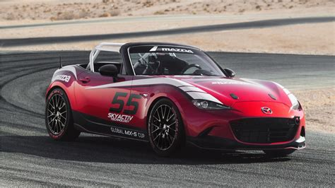2018 Mazda Mx 5 Cup Wallpaper Hd Car Wallpapers