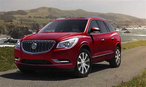 2018 Redesigned Suv by 2018 Buick Enclave Expected To Complete Buick S Redesigned