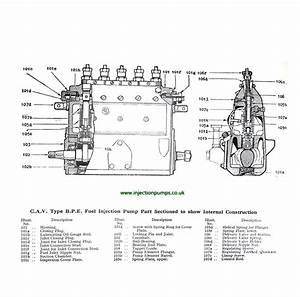 Sel Engine Fuel Pump Diagrams