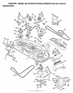 Ayp  Electrolux Pp1846  1999  U0026 Before  Parts Diagram For