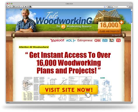 teds woodworking plans  projects