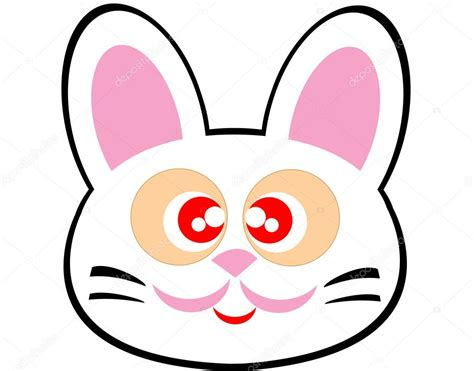 cartoon rabbit stock vector  tallisman