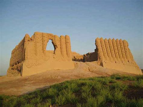 highlights  turkmenistan darwaza ashgabat merv exit