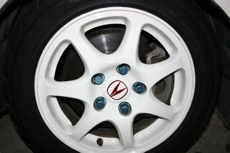 Acura Integra Rims For Sale by Acura Honda Integra Type R Wheel Comparison